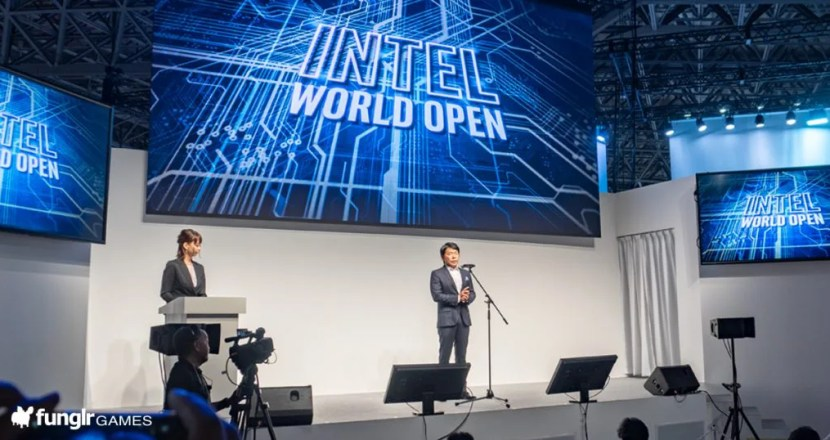 Intel & CAPCOM Present the Intel World Open at TGS 2019