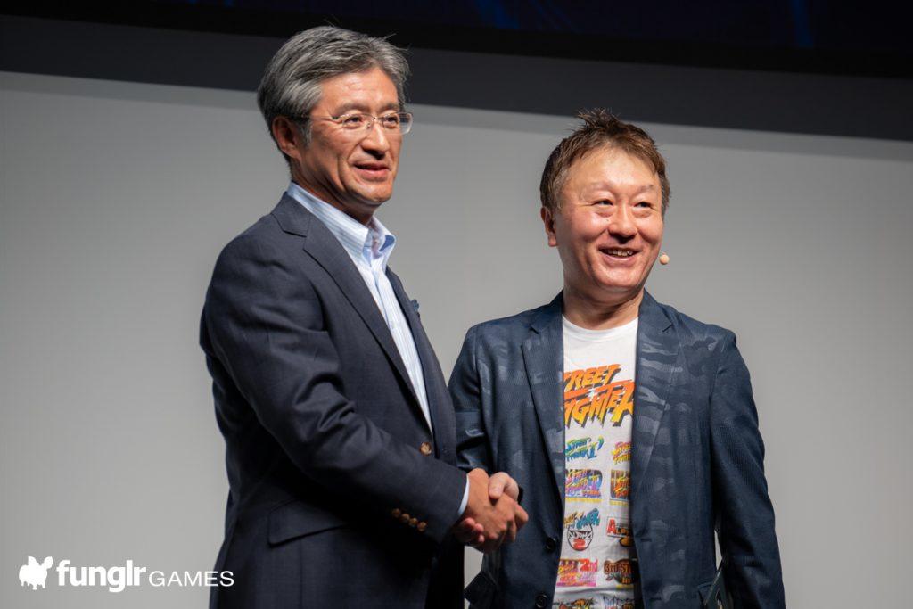 Capcom Producer Ono Yoshinori & Suzuki Kunimasa