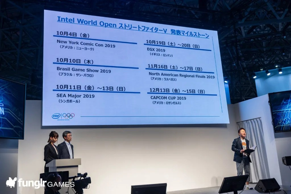 Intel World Open詳細発表