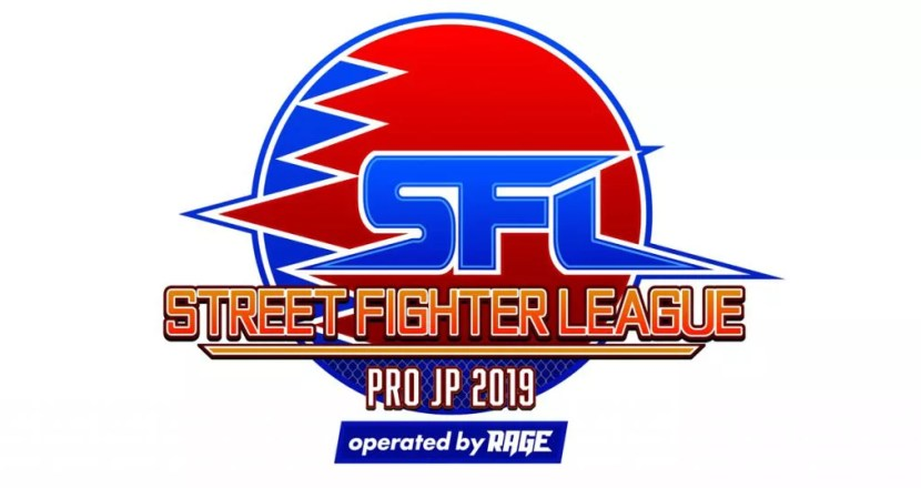 Street Fighter League: Pro-JP operated by RAGE - Team Members, Broadcast Date Decided