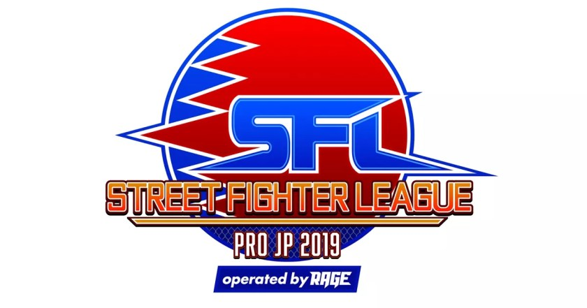 Street Fighter League: Pro-JP operated by RAGE – Team Members, Broadcast Date Decided
