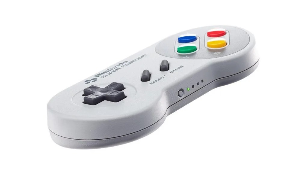 「SUPER FAMICOM Nintendo Switch Online」専用スーパーファミコンコントローラー