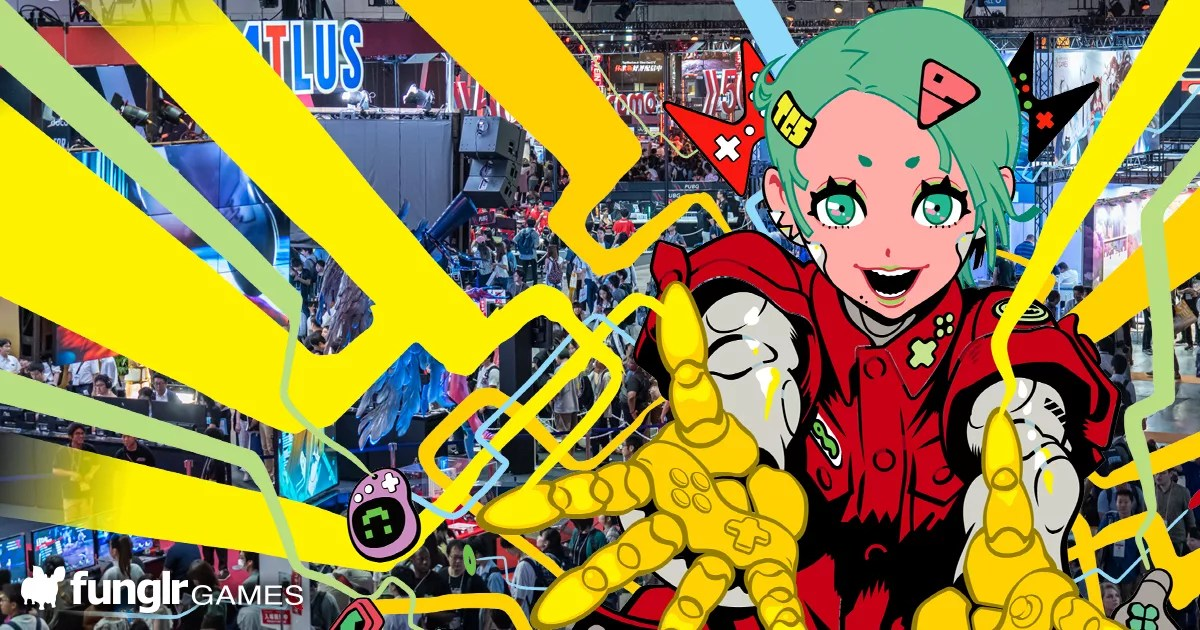 日本千葉縣舉行的Tokyo Game Show2019 Business Day直擊報導 !