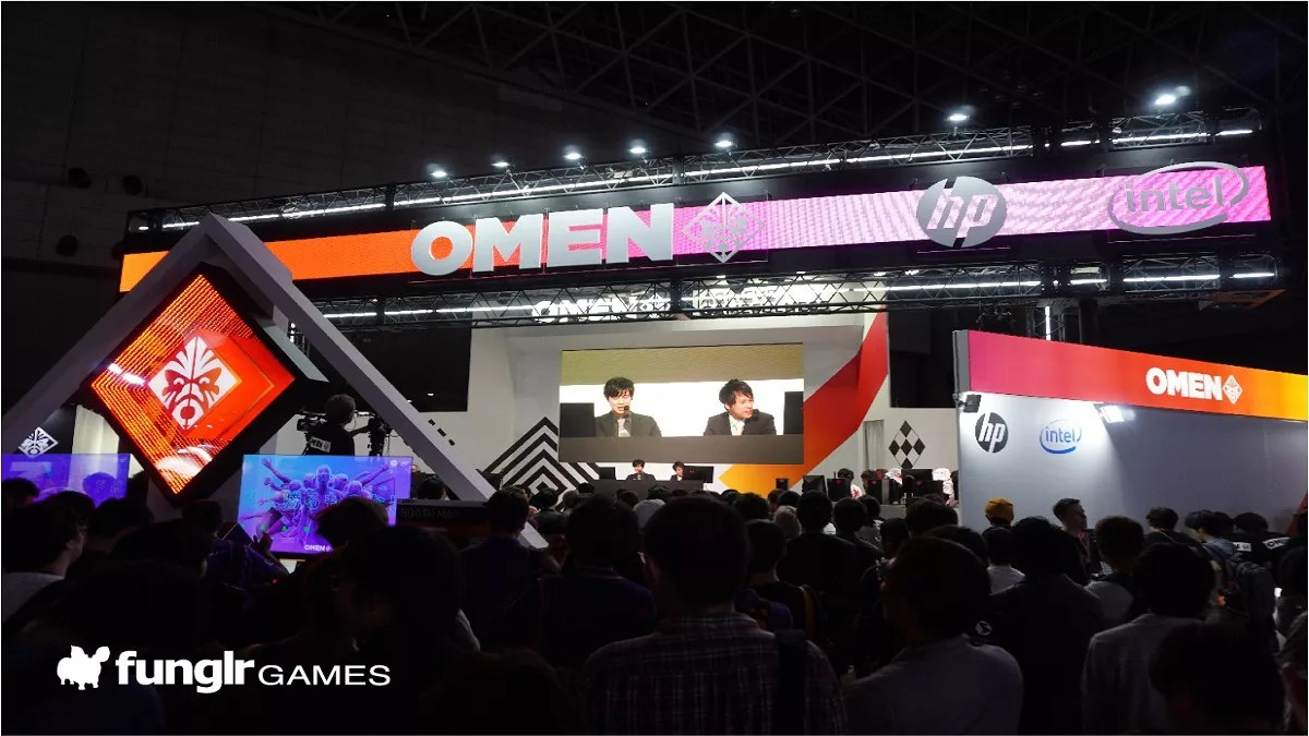 TOKYO GAME SHOW 2019:  New OMEN Lineup! OMEN X 2S 15 review!