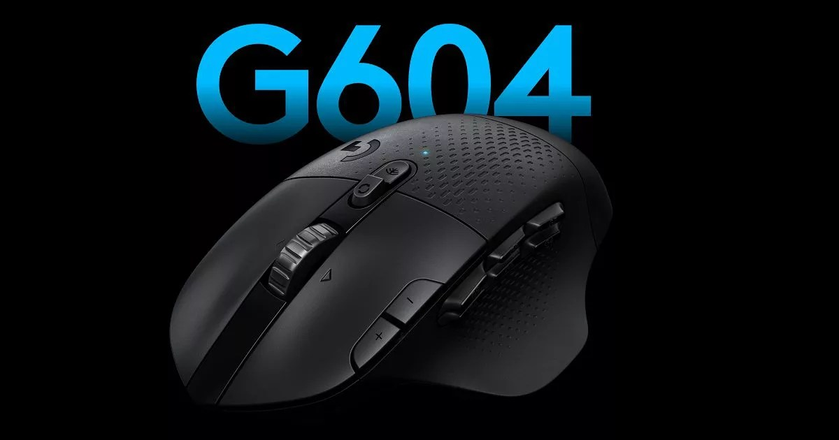 プログラマブルボタン搭載「G604 LIGHTSPEED ゲーミングマウス」発売!