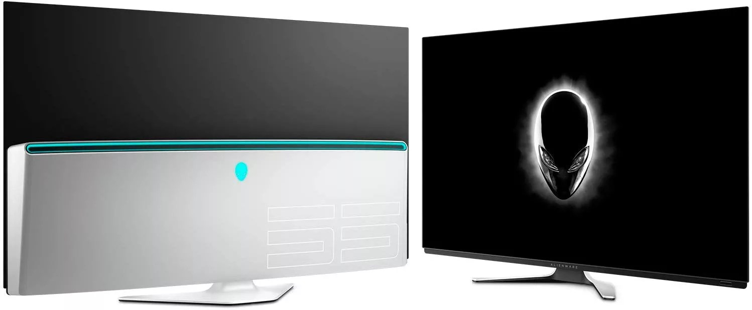 Alienware「AW5520QF」