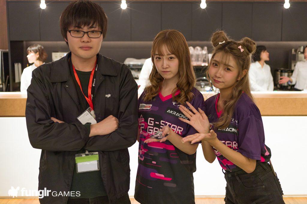 ナッシュ田島&G-STAR.Gaming