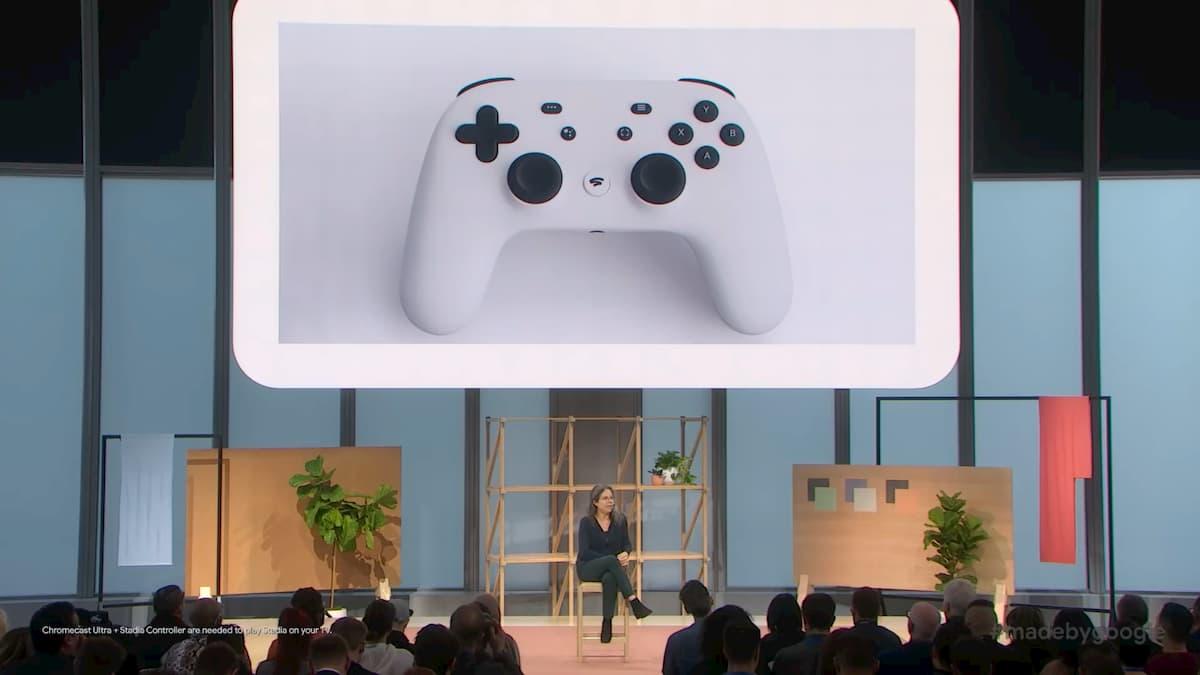 Googleのクラウドゲームサービス「Stadia」のサービス開始日が2019年11月19日に決定