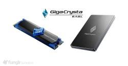 アイ・オー・データ機器からゲーミングブランド「GigaCrysta E.A.G.L」誕生!第一弾はゲーミングSSD!