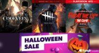 秋の夜長はホラーゲームでPS三昧!最大80%オフの「Halloween Sale」開催中!