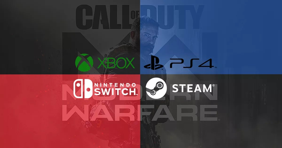 PS4がクロスプレイを遂に解禁!第一弾は「CoD:Modern Warfare」!