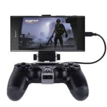 DUALSHOCK 4スマホホルダー  Android対応  PS4コントローラー専用