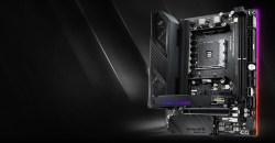 AMD AM4 X570対応 Mini-DTXマザーボード ASUS「ROG Crosshair VIII Impact」発表!