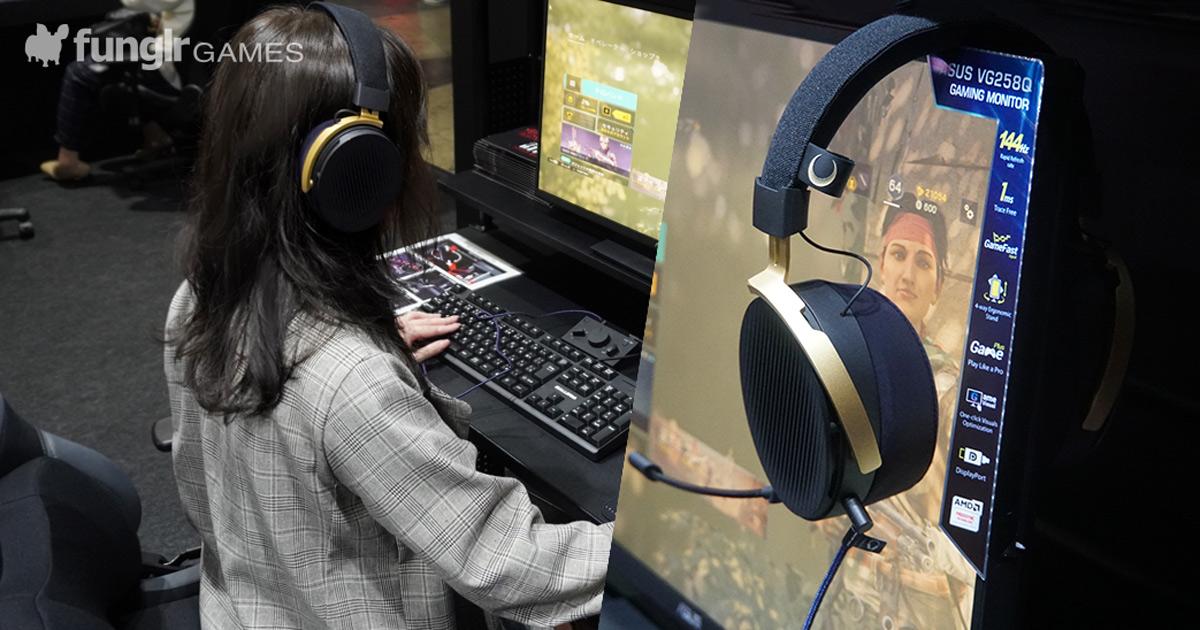 音の専門家が創るヘッドセット「ONKYO SHIDO:001」をTGS2019で体験!