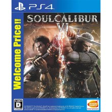 【PS4】SOULCALIBUR Ⅵ Welcome Price!!【早期購入特典】