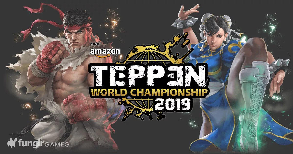 Amazonも協賛?賞金総額5,000万円!「TEPPEN WORLD CHAMPIONSHIP 2019」オンライン予選エントリー開始!