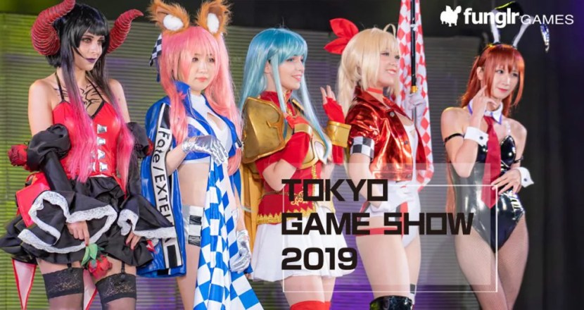 TGS2019「Cosplay Collection Night@TOKYO GAME SHOW 2019」現場報導!