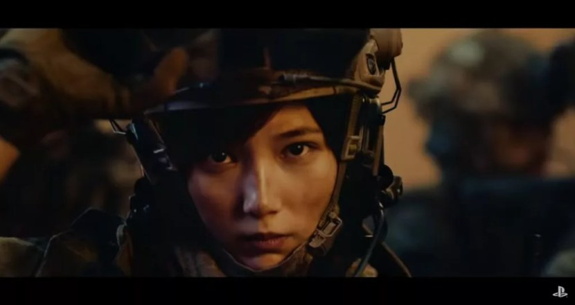 本田翼出演最新Call of Duty: Modern Warfare電視廣告