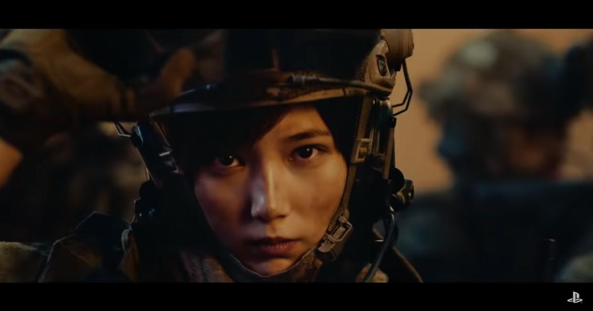 本田翼出演最新Call of Duty: Modern Warfare電視廣告