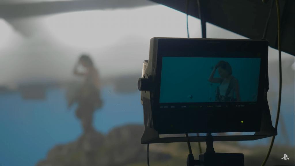 本田翼「CoD:MW」電視廣告拍攝花絮