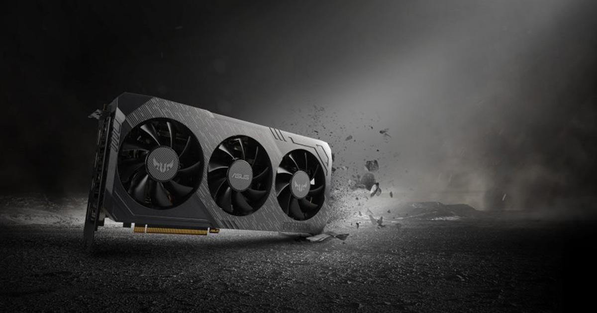 ASUSより冷却性能を高めたハイパフォーマンスモデル「TUF 3-RX5700-O8G-GAMING」発売!