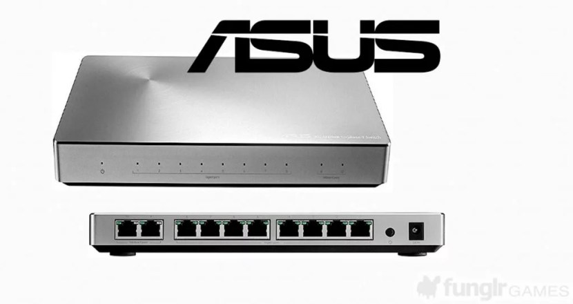 ASUSより10Gbps対応スイッチングハブ「XG-U2008」登場!