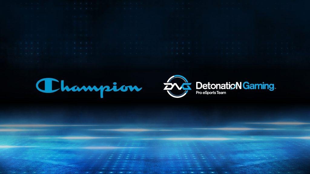 Champion × DetonatioN Gaming