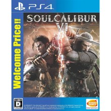 SOULCALIBUR VI Welcome Price!! 【PS4】