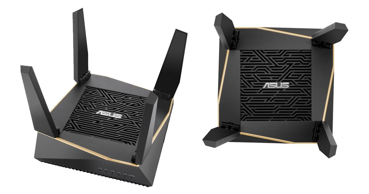 ASUSから次世代規格Wi-Fi 6対応のトライバンドWi-Fiルーター「RT-AX92U」発売開始!