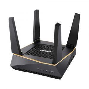 ASUS RT-AX92U トライバンド Wi-Fi無線ルーター、次世代WiFi 6 (802.11ax) 4804+867+400Mbps