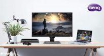 HDR10対応のアイケアモニターBenQ「EW2780」発表
