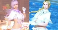DOAXVV「なつかしコーデガチャ」終了…フィオナとエレナの歌姫コーデを見逃すな!
