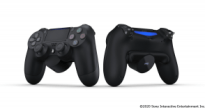 PS4のDUALSHOCK4に背面ボタンを増設!「DUALSHOCK®4背面ボタンアタッチメント」数量限定発売!