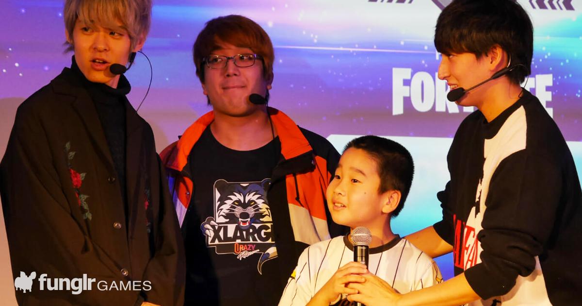 フォートナイトアマチュア日本一はDiscentra.jp選手!「Logicool G CUP 2019」決勝観戦レポート!