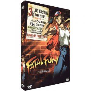 餓狼伝説 劇場版 OVA DVD