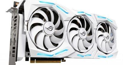純白のハイエンドビデオカードがROGから「ROG-STRIX-RTX2080TI-O11G-WHITE-GAMING」発売開始!