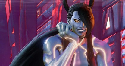 ストリートファイターVに追加DLC「セス」参戦決定!本日からギルとVスキルIIも実装!