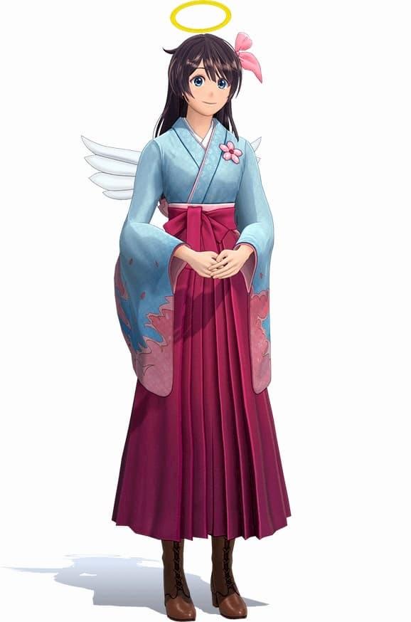 天使アクセサリーセット