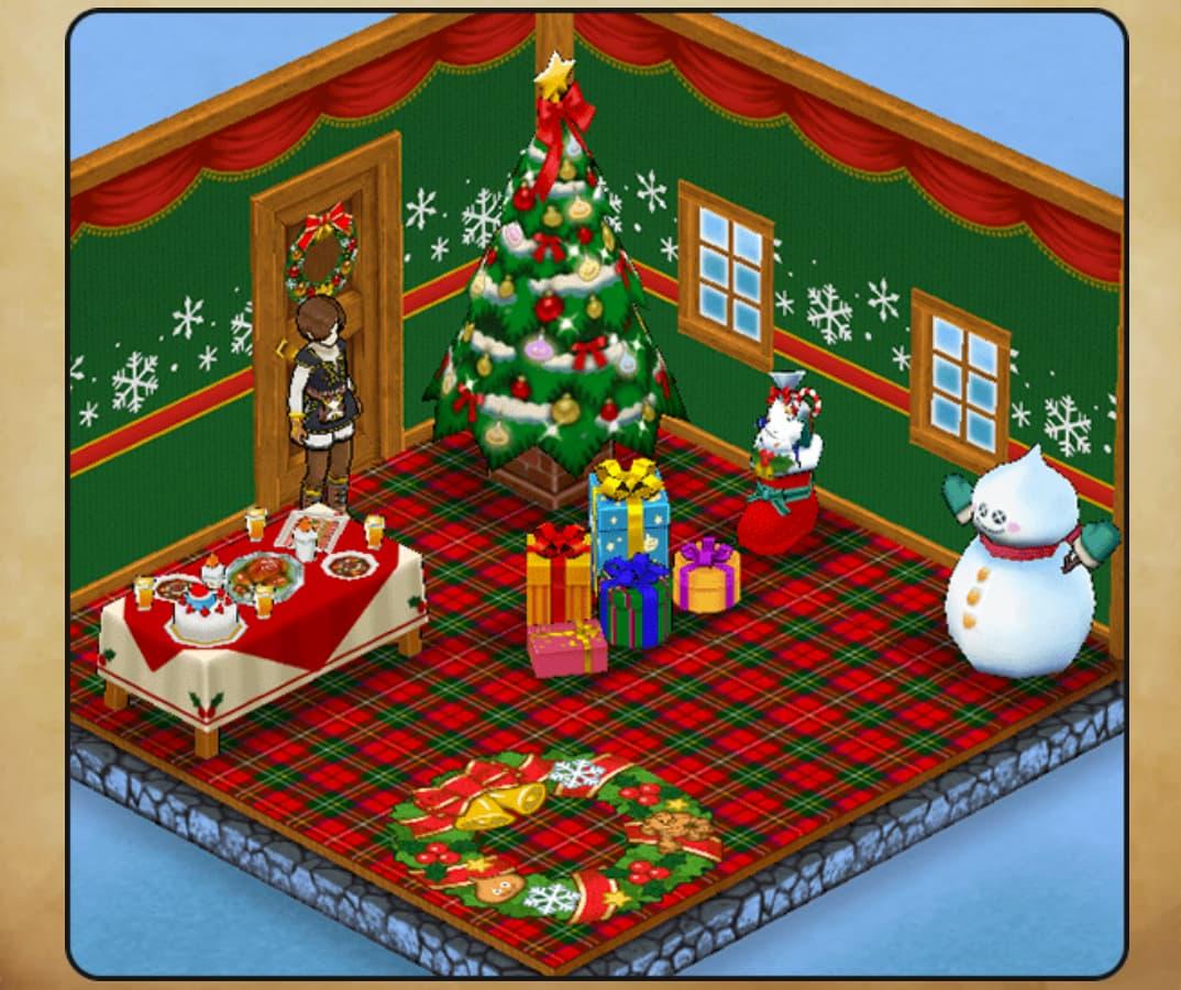 家具「クリスマスシリーズ」