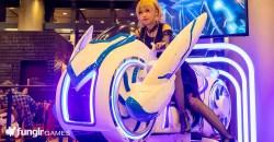 近未来!第2回YUBIWAZA CUPの「JPPVR」ブースに突撃!アテンドスタッフにもインタビュー!