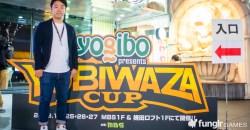 YUBIWAZA CUP主催のMBS(毎日放送)にインタビュー!テレビ局ならではの発想や視点も!