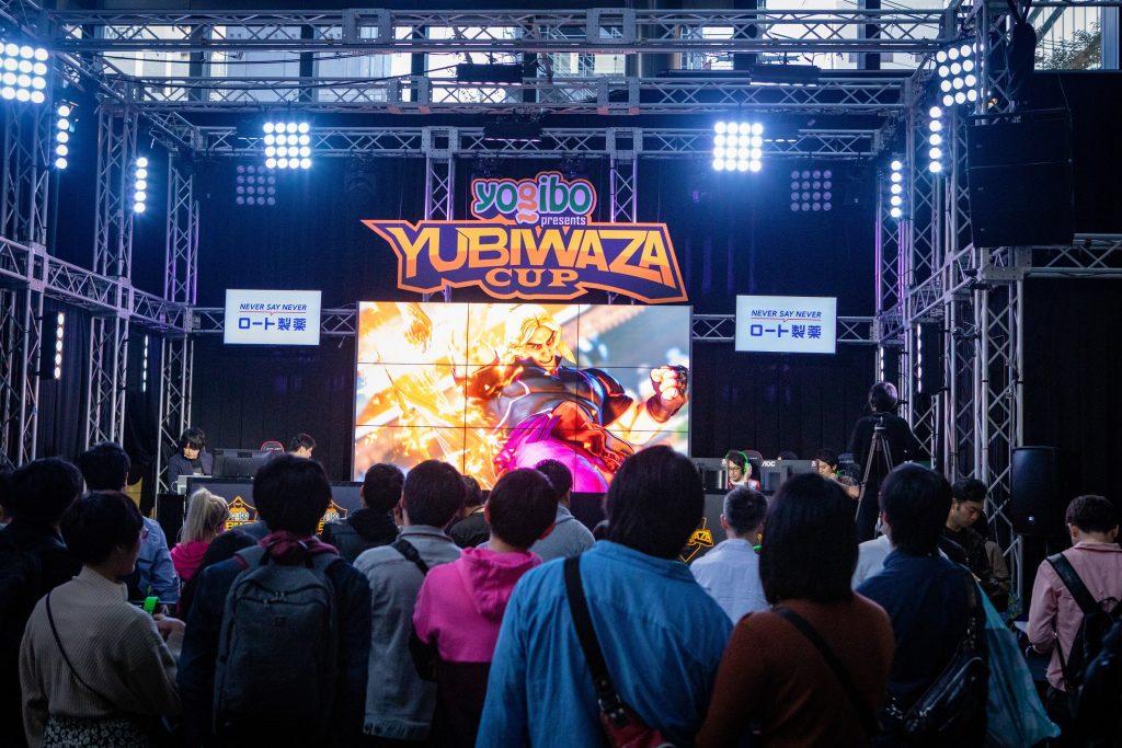 YUBIWAZA CUP「ストリートファイターVAE」予選大会
