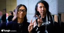 第2回YUBIWAZA CUP総括!「たこ焼道楽 わなか」&Dogura(どぐら) 選手記念撮影
