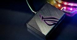 画面表示の色によって光り方が変化するRGBコントローラー ASUS「ROG Aura Terminal」登場