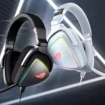 14451高級感のある純白のゲーミングヘッドセット「ROG Delta White Edition」レビュー!