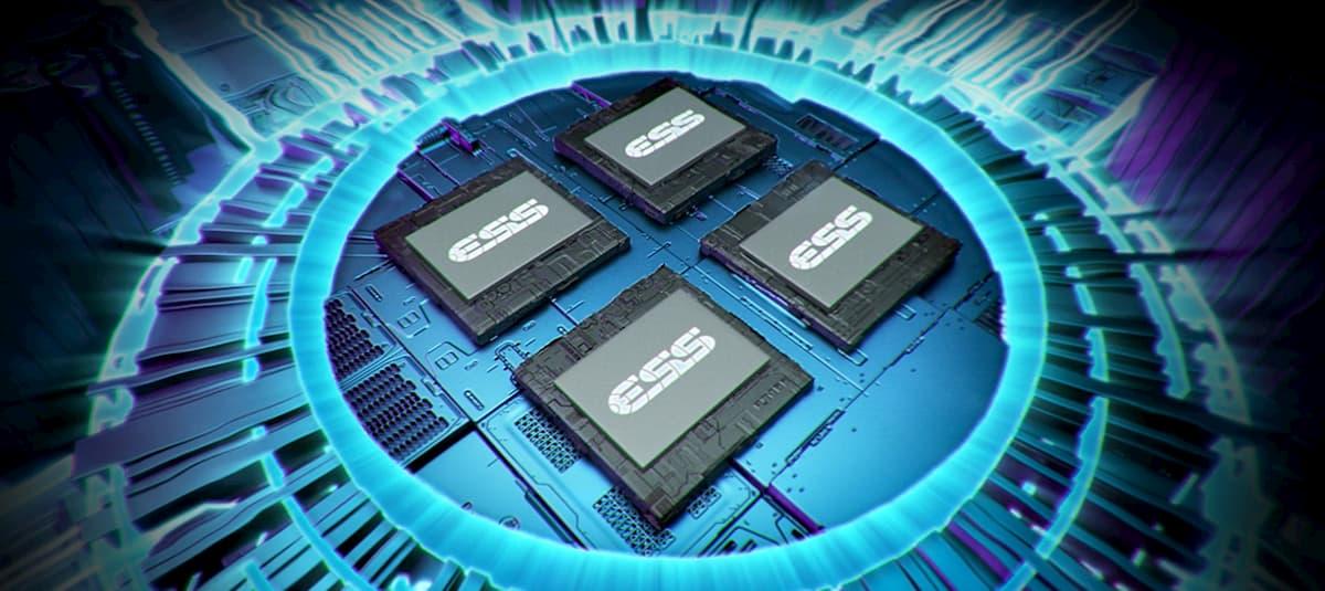 ESS 9218 Quad DAC