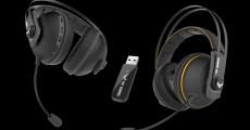 長達15小時以上的電池續航力!電競用耳罩式耳機ASUS「TUF GAMING H7 Wireless」