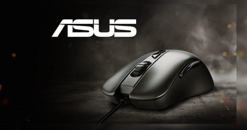 高い耐久性を誇る軽量・高感度ゲーミングマウス ASUS「TUF Gaming M3」発売!