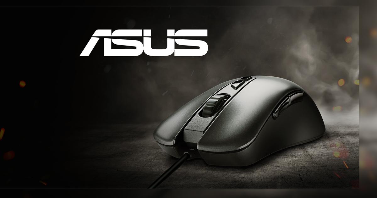 輕量‧耐用‧靈敏度高的電競滑鼠 ASUS「TUF Gaming M3」於日本發售!
