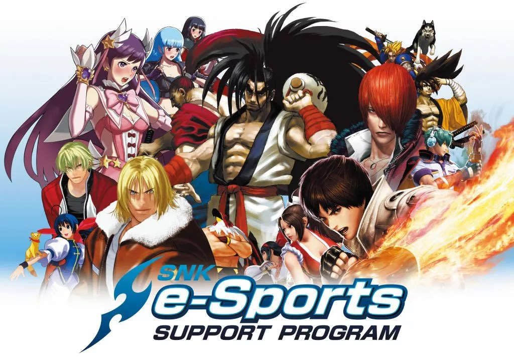 SNK e-Sports Support Program